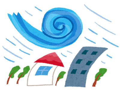 修理する前に読んでほしい台風被害を火災保険で修理できるポイント